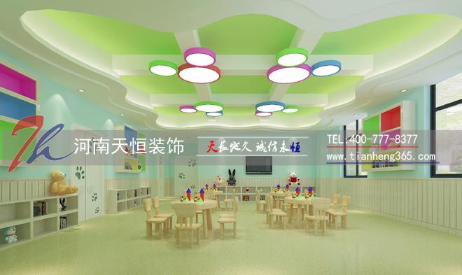 安阳幼儿园设计